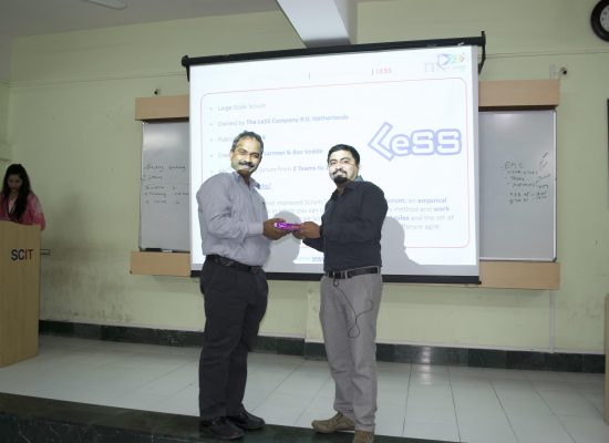 Guest Lecture on Agile and Scrum