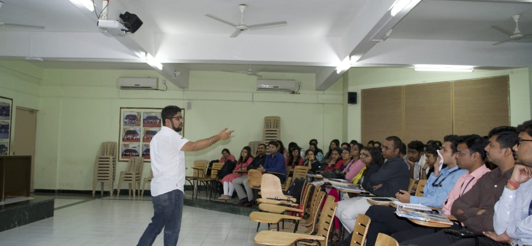 Guest Lecture on Industry Trends
