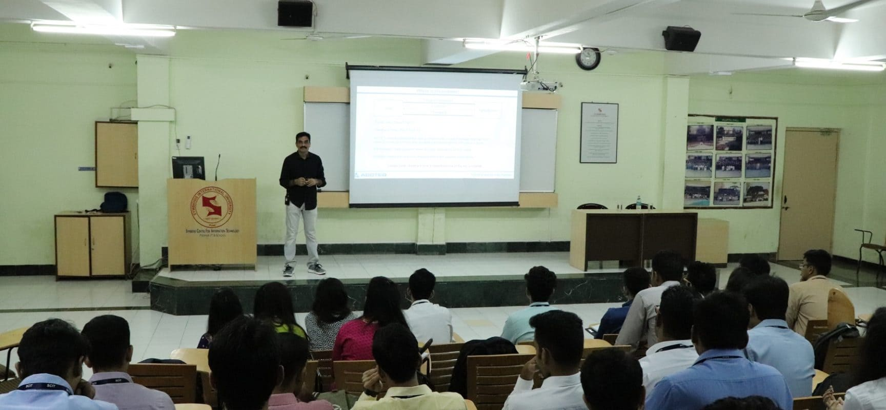 DevOps Guest Lecture