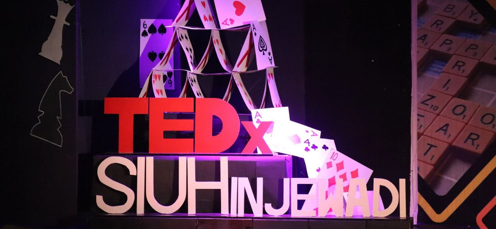 TEDx 2019 – Sculpting Dreams