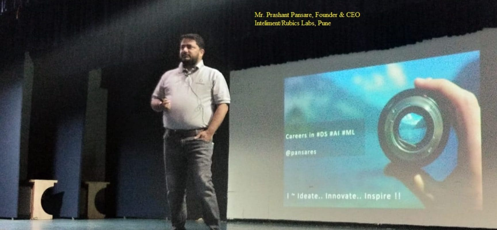 SCIT conducted specialization orientation and Invited talk by industry experts