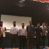 Alumni interaction with SCIT batch 2019-21