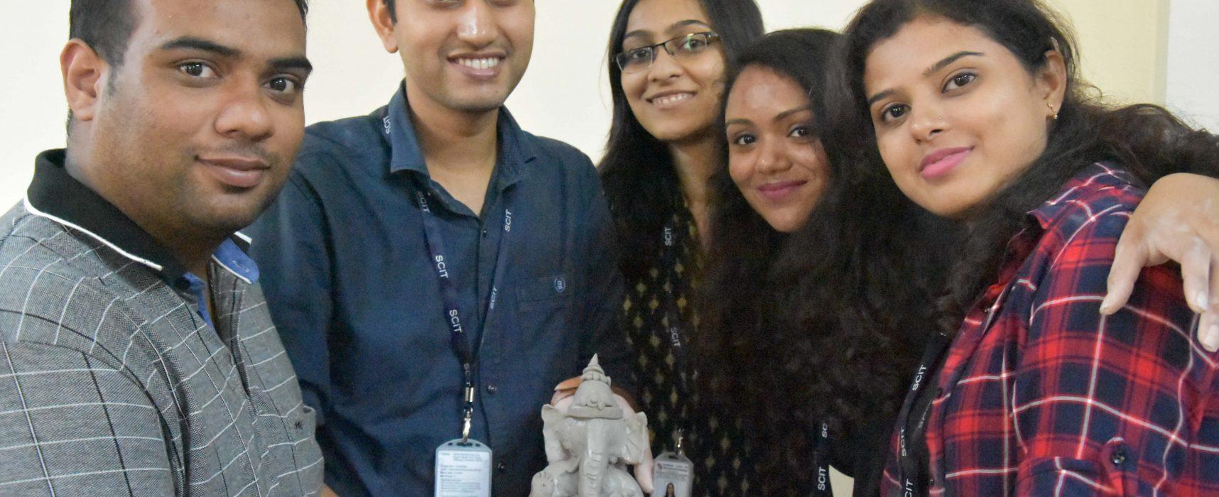 Go Green Ganesha Workshop
