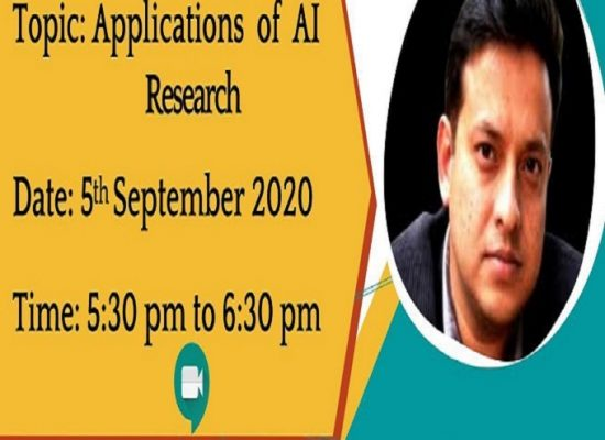 Applications of AI Research