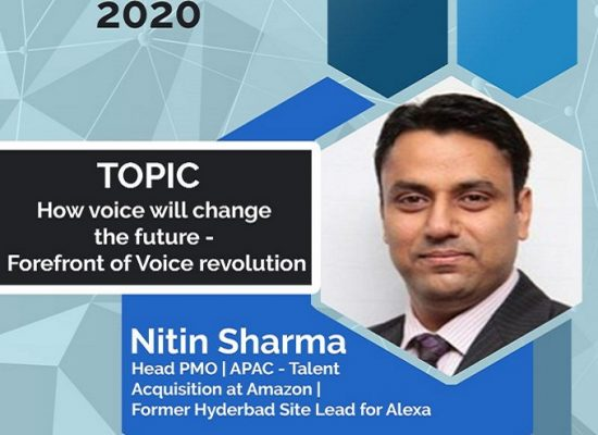 How Voice will Change the Future- Forefront  of Voice Revolution