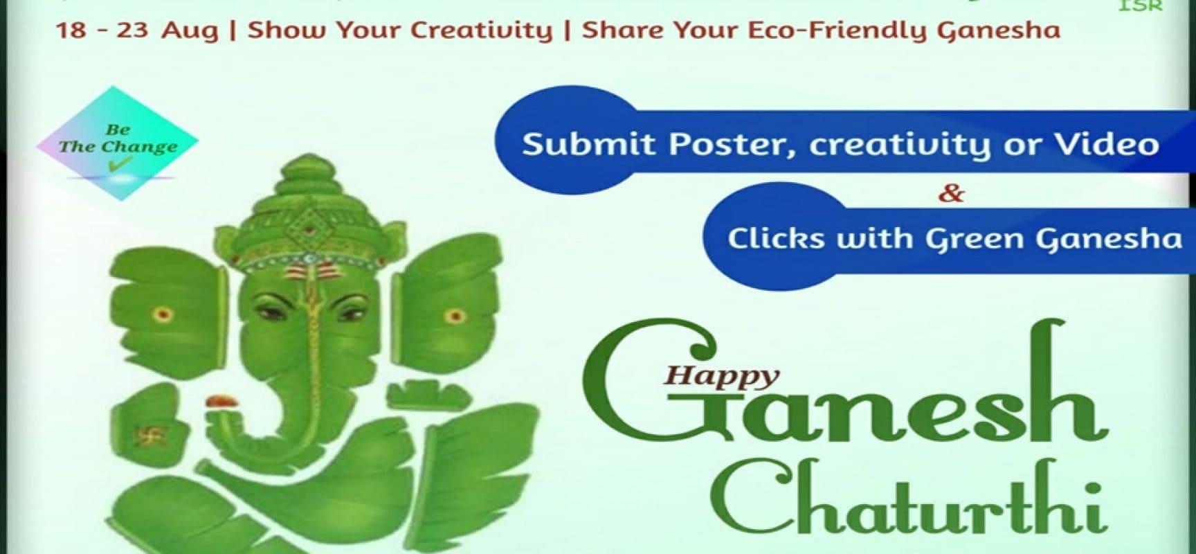 The Green Ganesha Challenge