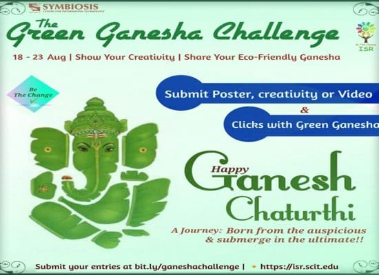 The Green Ganesha Challenge