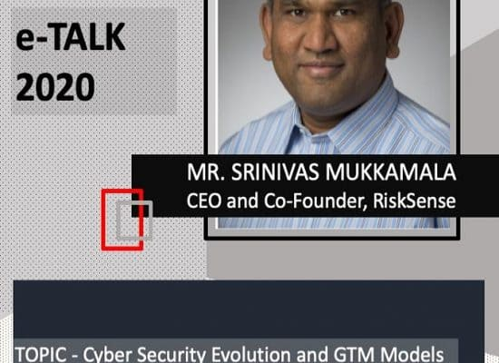 E-TALK: CYBERSECURITY EVOLUTION AND GTM MODELS
