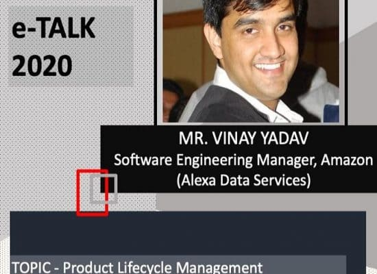 E-TALK: PRODUCT LIFECYCLE MANAGEMENT