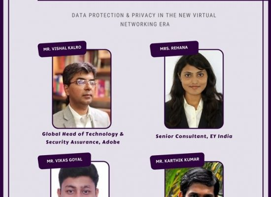 Corporate Charcha: Data protection and privacy in the new virtual networking era