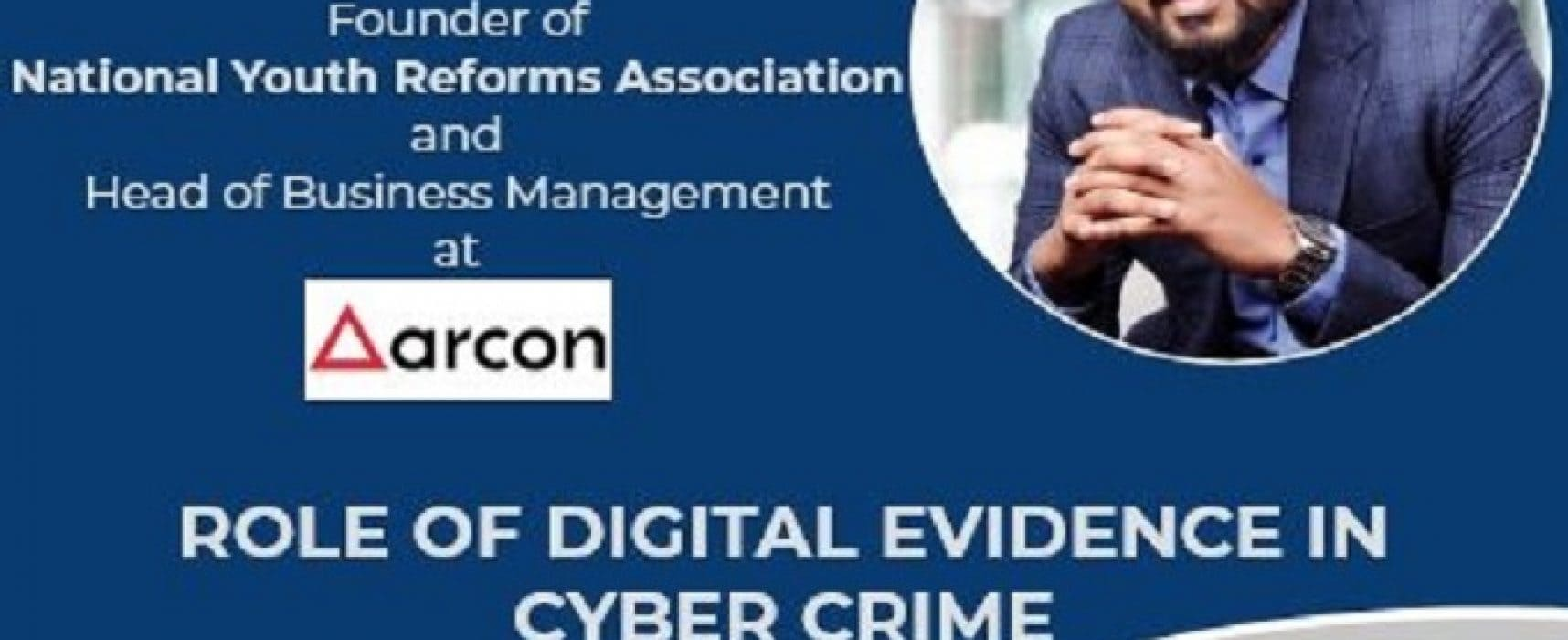 Role of Digital Evidence in Cyber Crime