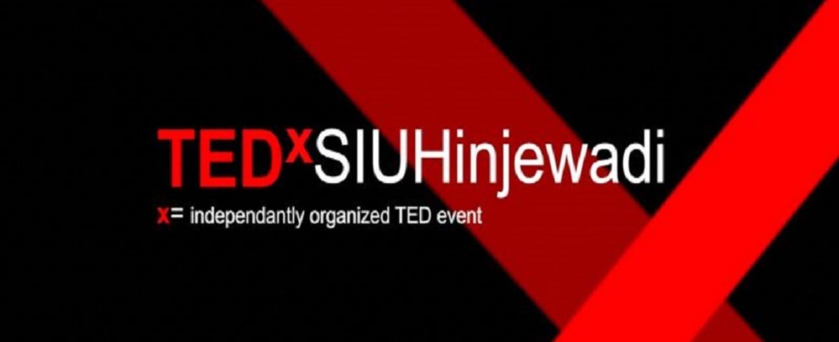 TEDx SIUHinjewadi 7th edition